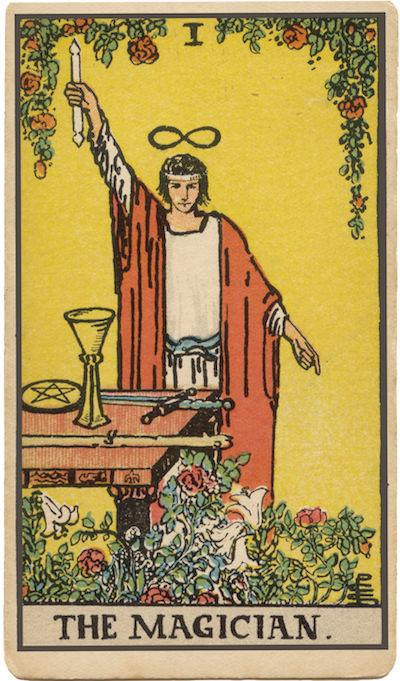 01-Magician
