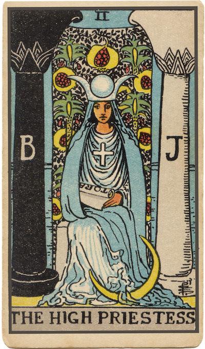 02-Priestess